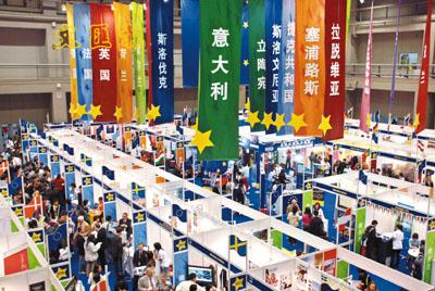 [新聞] 國外教育展:學生進一步關注的節目內容及大學表現