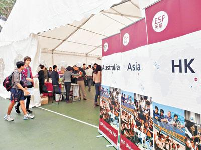 [新聞] 留港升讀大學 英基生3年倍增