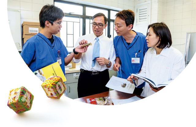 [新聞] IVE新課程培訓足病診療師